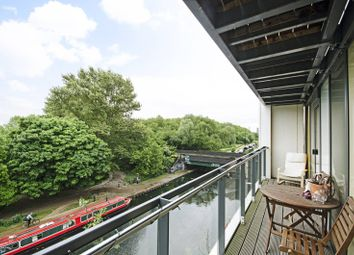 Thumbnail 2 bedroom flat to rent in Riverwalk Apartments, Homerton