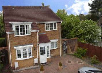 Thumbnail 3 bed detached house for sale in Newlyn Close, Symonds Green, Stevenage, Herts