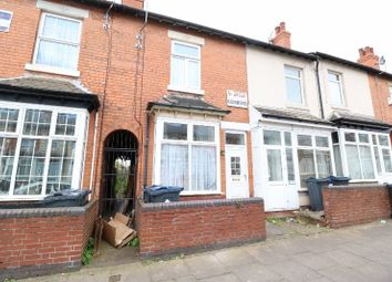 Thumbnail 2 bed terraced house for sale in Farnham Road, Handsworth