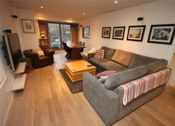Thumbnail 2 bed flat to rent in Castlegate, Chester Road, Manchester