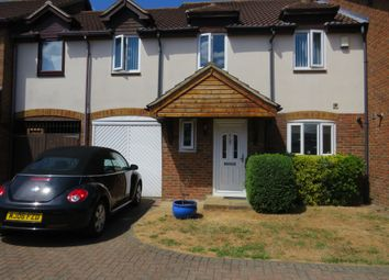 Thumbnail 4 bed terraced house for sale in Blacksmiths Court, Marston Moretaine, Bedford