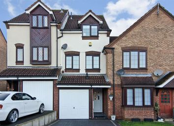 Thumbnail 2 bed terraced house for sale in Almond Close, Heath Hayes, Cannock