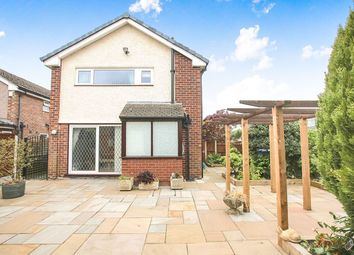 Thumbnail 3 bed detached house for sale in Lyndhurst Avenue, Hazel Grove, Stockport