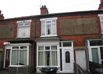 Thumbnail 2 bedroom terraced house to rent in Lanark Street, Hull