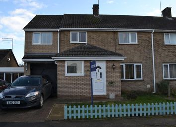 Thumbnail 4 bed end terrace house for sale in Berryfield Road, Cottingham, Market Harborough