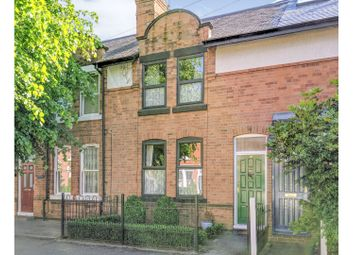 Thumbnail 2 bed terraced house for sale in Bramcote Road, Beeston, Nottingham