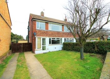 Thumbnail 3 bedroom semi-detached house for sale in West Ridge, Sittingbourne