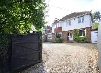 Thumbnail 5 bed detached house to rent in Valley Road, Hughenden Valley, High Wycombe