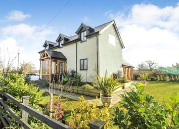 Thumbnail 2 bed detached house for sale in Pool Quay, Welshpool, Powys