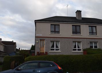 Thumbnail 2 bed flat for sale in 40 Belses Drive, Cardonald, Glasgow