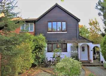 Thumbnail 3 bedroom end terrace house for sale in Downhall Ley, Buntingford