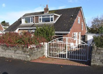 Thumbnail 3 bed semi-detached house for sale in Fulmar Close, West Cross, West Cross Swansea