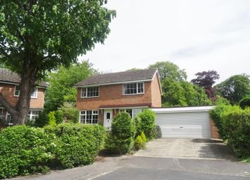 Thumbnail 4 bedroom detached house for sale in Orchard Close, Sharow, Ripon