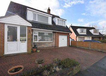 Thumbnail 3 bed detached house for sale in St James Close, Lostock Hall, Preston, Lancashire