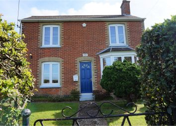 Thumbnail 4 bed detached house for sale in Wyatts Lane, Cowes