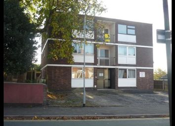 Thumbnail 2 bed flat to rent in Flat 5, 47 Wolverhampton Road, Cannock, Staffordshire