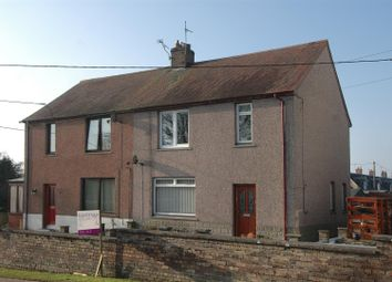 Thumbnail 3 bed semi-detached house for sale in 2 Duns Road, Ednam, Kelso