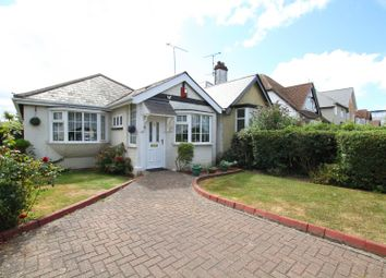 Thumbnail 2 bed detached bungalow for sale in Queens Road, Whitstable