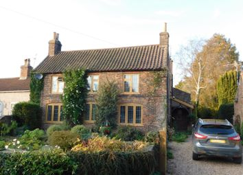 Thumbnail 4 bed detached house for sale in Main Road, Willoughby, Alford