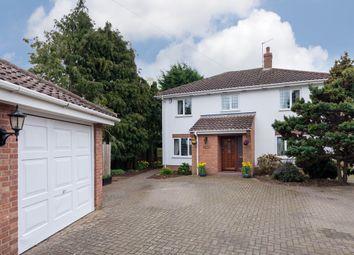 Thumbnail 4 bedroom detached house for sale in Cottenham Road, Histon, Cambridge