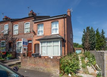 Thumbnail 2 bedroom end terrace house for sale in Ferndale Road, Luton
