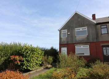 Thumbnail 3 bed semi-detached house to rent in Whalley Road, Ramsbottom, Bury