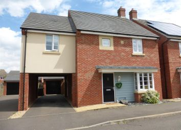 Thumbnail 4 bed detached house for sale in Cornflower Avenue, Hampton Vale, Peterborough