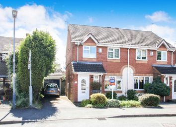 Thumbnail 3 bed semi-detached house for sale in Moor Road, Hartshill, Nuneaton