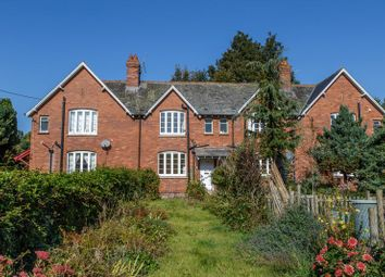 Thumbnail 3 bed terraced house for sale in Newton St. Cyres, Exeter
