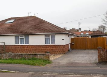 Thumbnail 2 bed semi-detached bungalow for sale in Hammonds Green, Totton, Southampton