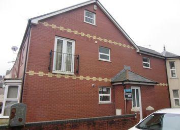 Thumbnail 2 bedroom flat to rent in Oakwood Road, Brynmill, Swansea.