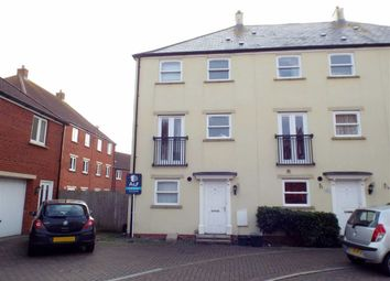 Thumbnail 5 bed end terrace house for sale in Mulholland Way, Highbridge