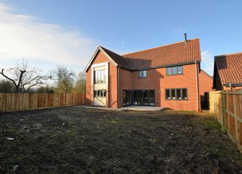 Thumbnail 4 bed detached house for sale in Greengate, Swanton Morley, Dereham