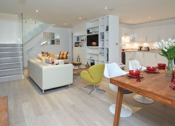 Thumbnail 3 bed mews house to rent in Smallbrook Mews, London
