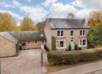 Thumbnail 6 bed detached house for sale in Station Road, Willingham, Cambridge