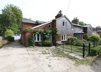 Thumbnail 3 bed end terrace house for sale in Mill Lane, Padworth, Reading, Berkshire