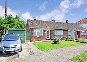 Thumbnail 2 bed semi-detached house for sale in The Row, Hoath, Canterbury, Kent