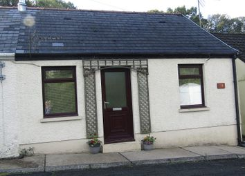 Thumbnail 2 bed semi-detached bungalow for sale in Brooklands Terrace, Abercrave, Swansea.