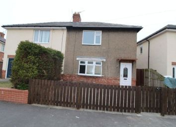 Thumbnail 3 bed semi-detached house to rent in Park Drive, Blyth