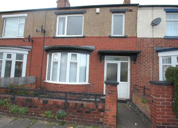 Thumbnail 3 bed terraced house for sale in Mansfield Avenue, Thornaby, Stockton-On-Tees