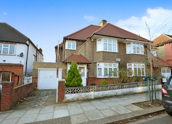 Thumbnail 5 bed semi-detached house for sale in Avondale Avenue, North Finchley