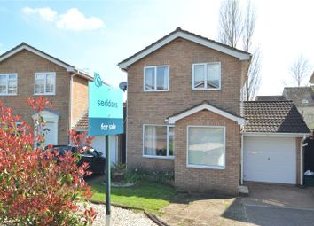 Thumbnail 3 bed detached house for sale in Bockland Close, Cullompton, Devon