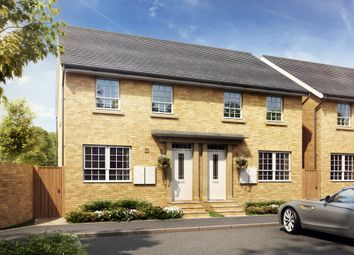 "Thumbnail 3 bed terraced house for sale in ""Maidstone"" at Great Mead, Yeovil"