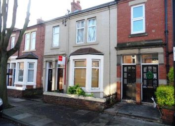Thumbnail 2 bed flat for sale in Park Crescent East, North Shields, Tyne And Wear