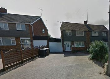 Thumbnail 3 bedroom semi-detached house to rent in Weltmore Road, Luton