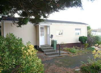 Thumbnail 1 bed mobile/park home for sale in Homestead Park, Wookey Hole, Wells