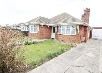Thumbnail 3 bed detached bungalow for sale in Glenmore Avenue, Caister-On-Sea
