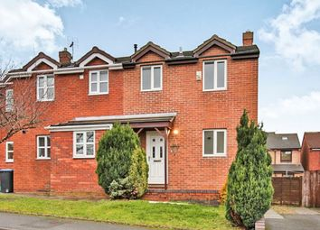 Thumbnail 2 bed semi-detached house to rent in Rothbury Close, Trimdon Grange, Trimdon Station