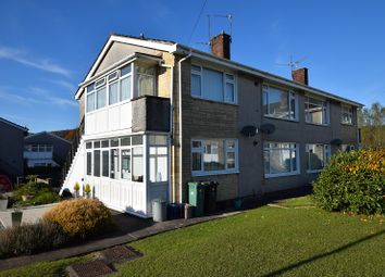 Thumbnail 2 bed maisonette for sale in Heol Lewis, Rhiwbina, Cardiff.