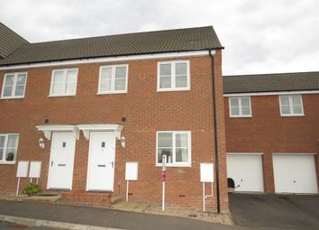 Thumbnail 3 bed end terrace house for sale in Riverview Way, Gaywood, King's Lynn